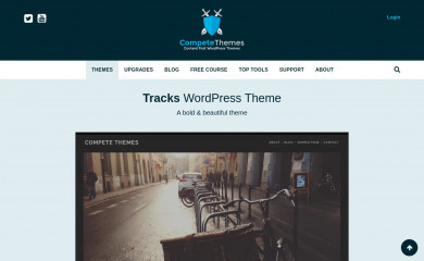https://www.competethemes.com/tracks/ screenshot