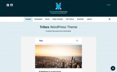 Tribes screenshot