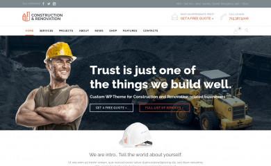 https://construction.vamtam.com screenshot