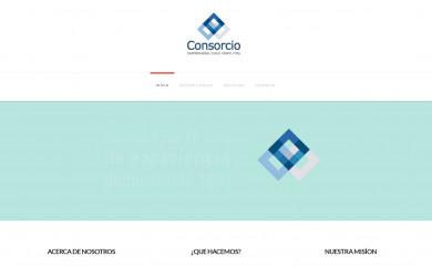 consorcioempresarial.cl screenshot
