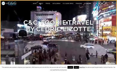 continentscondiments.com screenshot