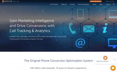 convirza.com screenshot