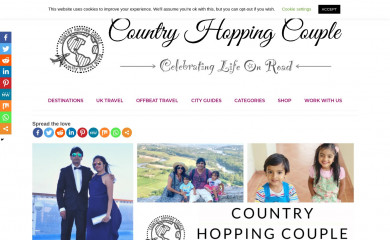 countryhoppingcouple.com screenshot