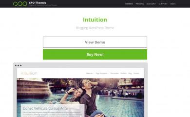 Intuition screenshot