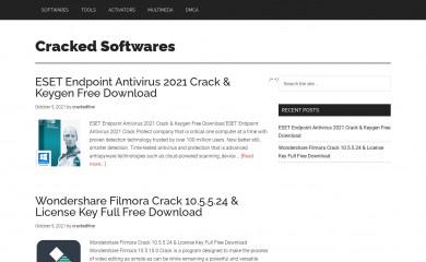 http://crackedfine.com screenshot