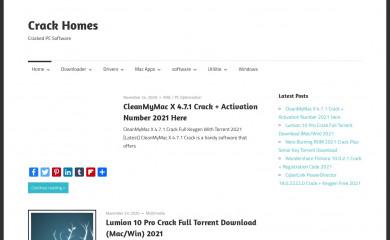 http://crackhomes.com screenshot