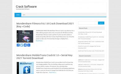 cracksoftwareguru.com screenshot