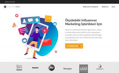 creatorden.com screenshot