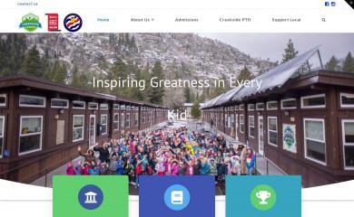 creeksidesquaw.org screenshot
