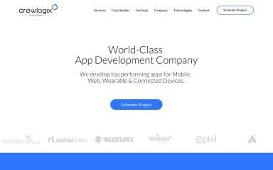 crewlogix.com screenshot