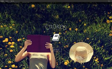 http://crokes.com screenshot