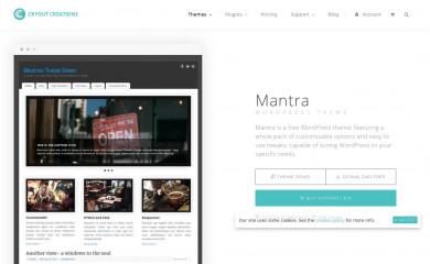 Mantra screenshot