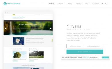 Nirvana screenshot