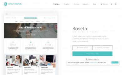 Roseta screenshot