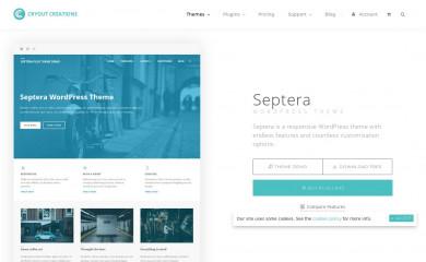 Septera screenshot
