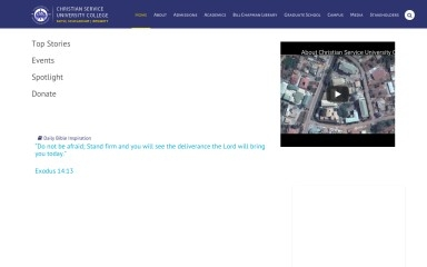 csuc.edu.gh screenshot