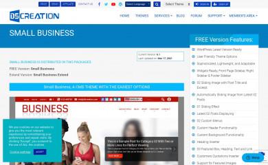 Small Business screenshot