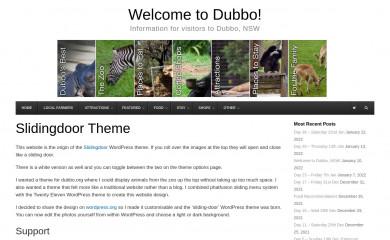 http://dubbo.org/slidingdoor screenshot