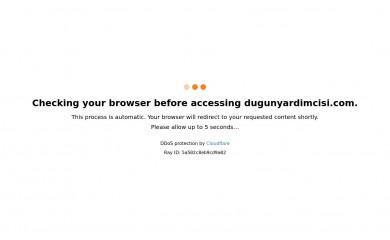 dugunyardimcisi.com screenshot
