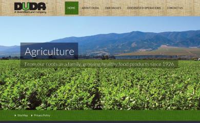 duda.com screenshot