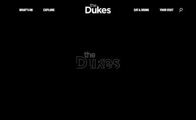 dukes-lancaster.org screenshot