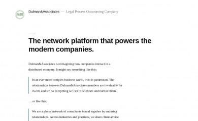 dulman.ro screenshot