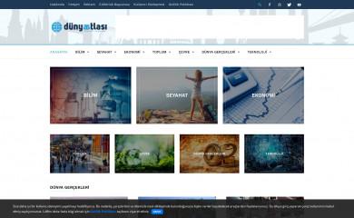 dunyaatlasi.com screenshot