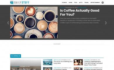 daily-stuff.com screenshot