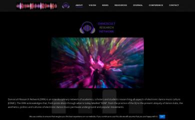 http://dancecult.net screenshot