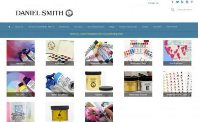 danielsmith.com screenshot