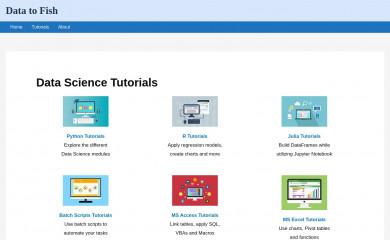 http://datatofish.com screenshot