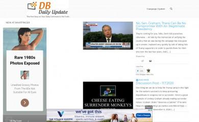 http://dbdailyupdate.com screenshot