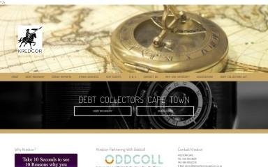 debtcollectorscapetown.co.za screenshot