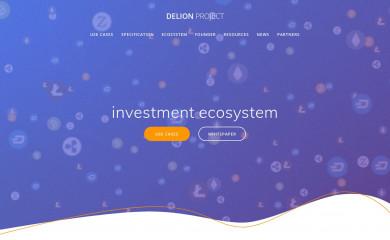 delion.online screenshot