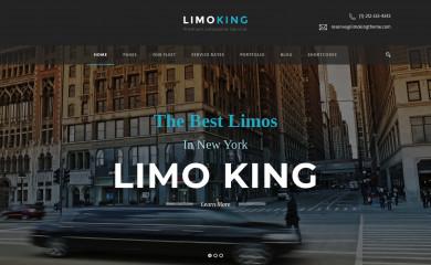 LimoKing screenshot