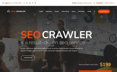 SEOCrawler screenshot