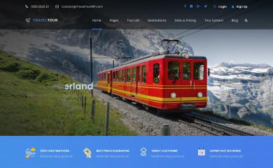 http://demo.goodlayers.com/traveltour screenshot