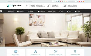 Safir Yakamoz Wordpress Teması screenshot
