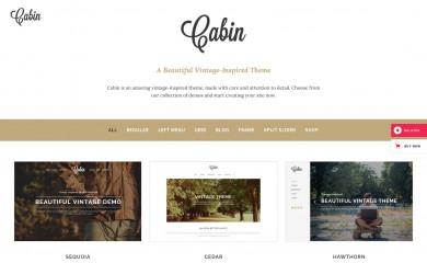 Cabin screenshot