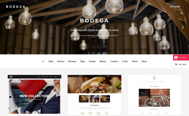 Bodega screenshot