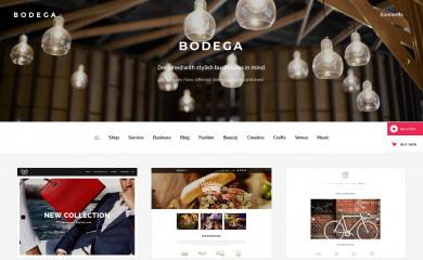 Bodega screenshot
