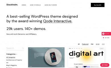 http://demo.select-themes.com/stockholm screenshot