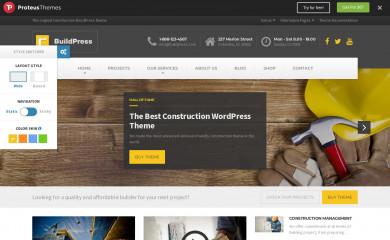 BuildPress WP Theme screenshot