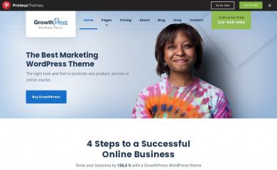 GrowthPress PT screenshot