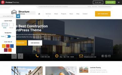 StructurePress PT screenshot