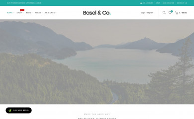 Basel | Shared By Themes24x7.com screenshot