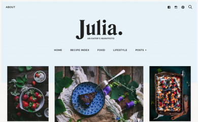 Julia screenshot