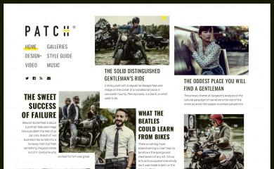 Patch screenshot