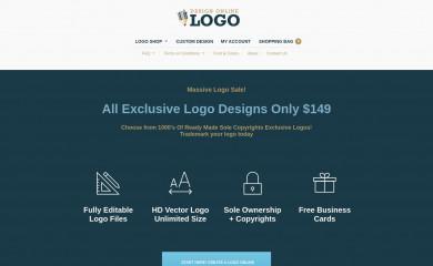 http://design-online-logo.com screenshot