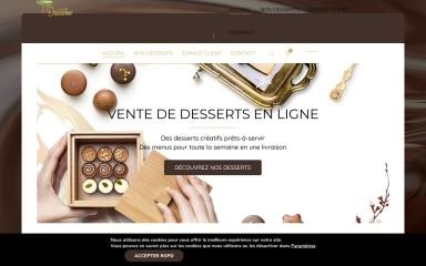 dessertov.com screenshot